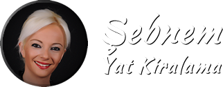 Şebnem Yat Kiralama Logo